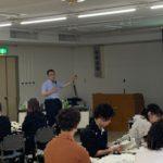 2019年柳川市起業創業セミナーの様子